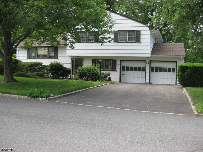 22 Beverly Road, Summit NJ Split Level Home For Sale