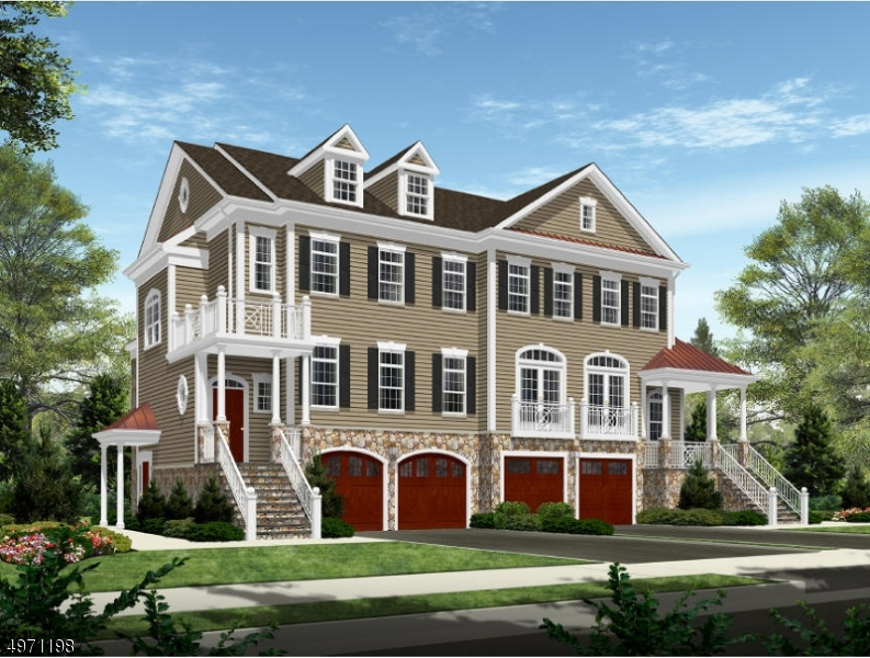 21 Parmley Place Summit NJ Townhome