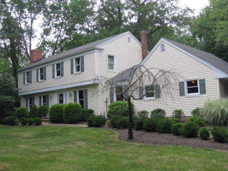 14 Dean Road Mendham NJ Colonial Home For Sale