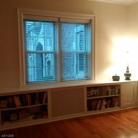 Built-ins in the Living Room
