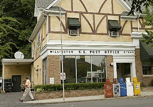 Long Hill Post Office