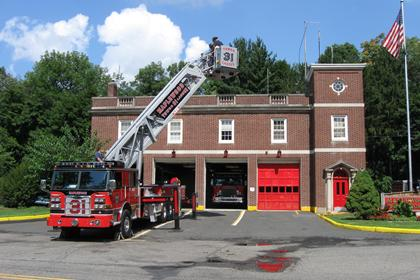 Maplewood Fire Station
