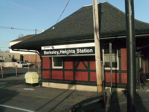 Berkeley Heights Train Station
